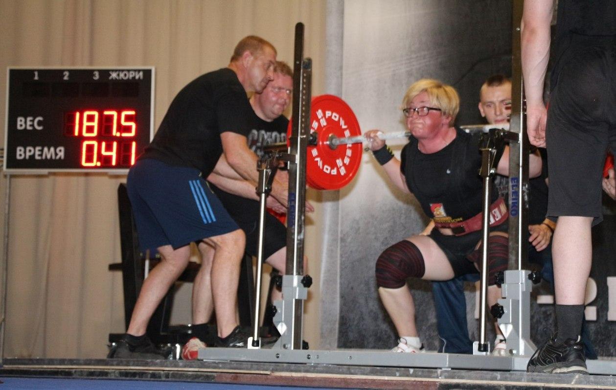 схема тренировок powerlifting