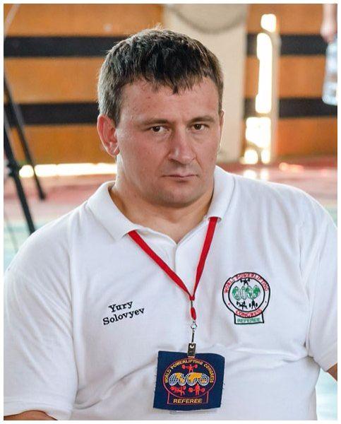Соловьев Юрии ВПУ