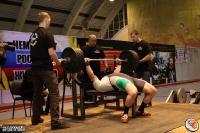 Чемпионат по жиму лежа в СК Юбилейном