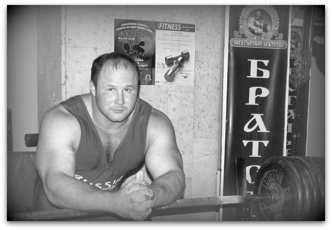 Дмитрий Касатов - программа по жиму штанги лежа
