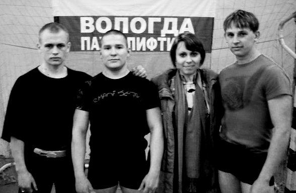 Юный Некипелов и ребята из Флекса1