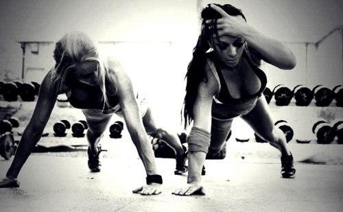 Силовые тренировки для женщин (2)