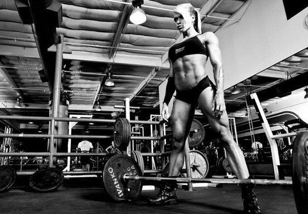 Силовые тренировки для женщин (3)