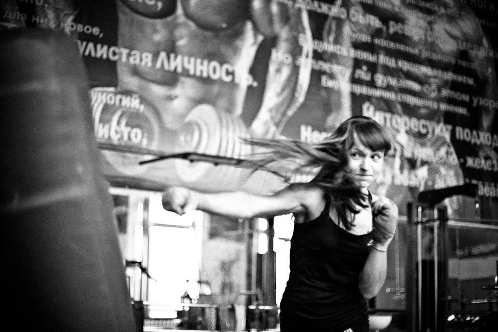 Силовые тренировки для женщин (1)