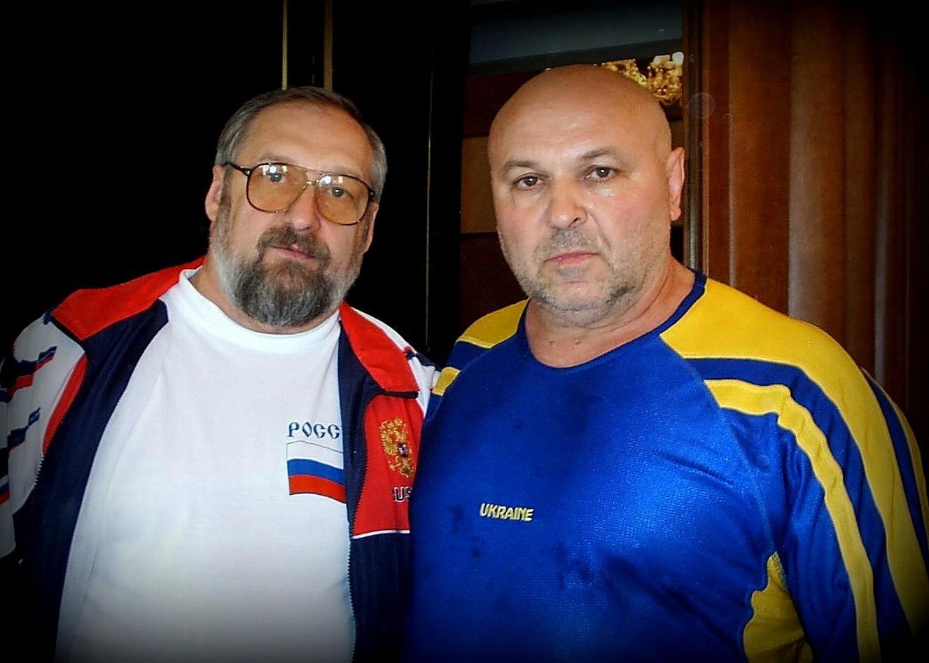 Виктор Налейкин и Борис Шейко