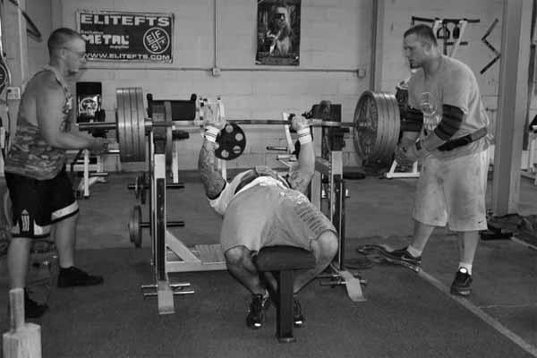 Джим Вендлер и его циклы тренировок