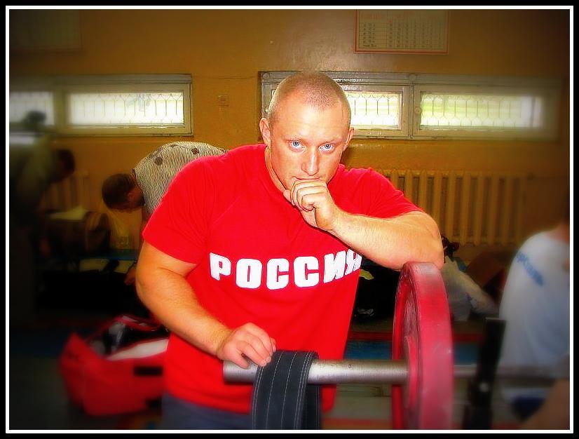 Андрей Беляев пауэрлифтинг