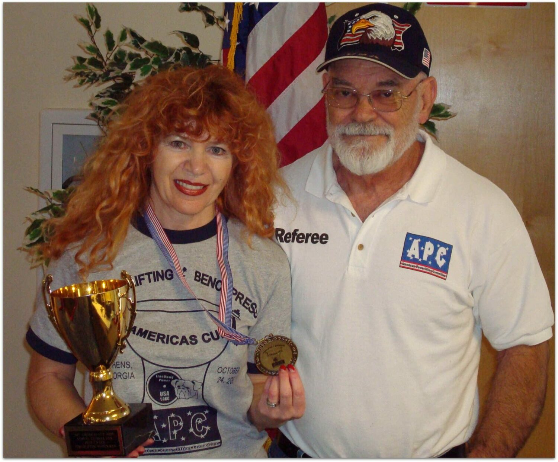 Svetlana Beiker LB (GPA) Global Powerlifting Alliance