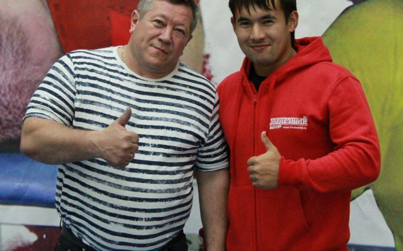 Барягин Леонид и Салават Масягутов