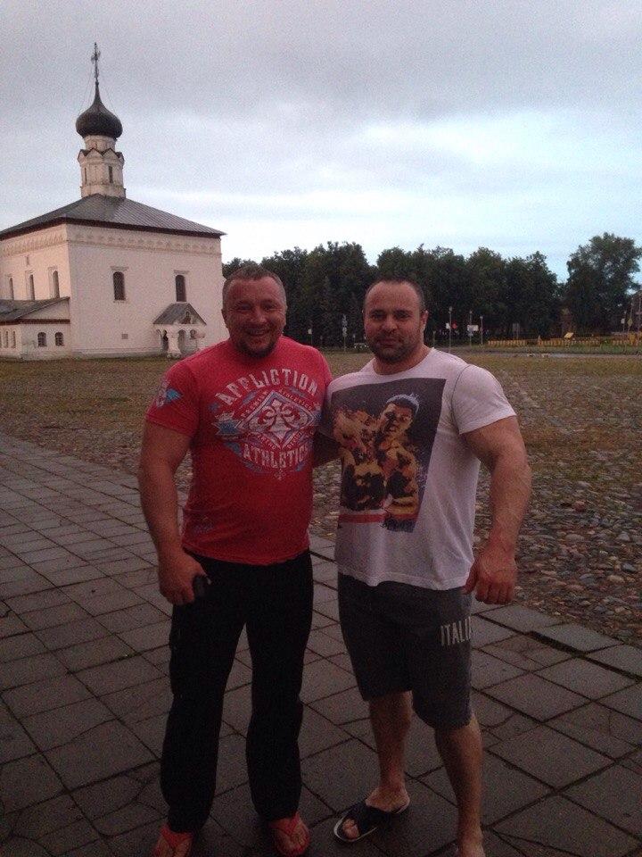 Дмитрии Бубнов и Мурад Алибегов