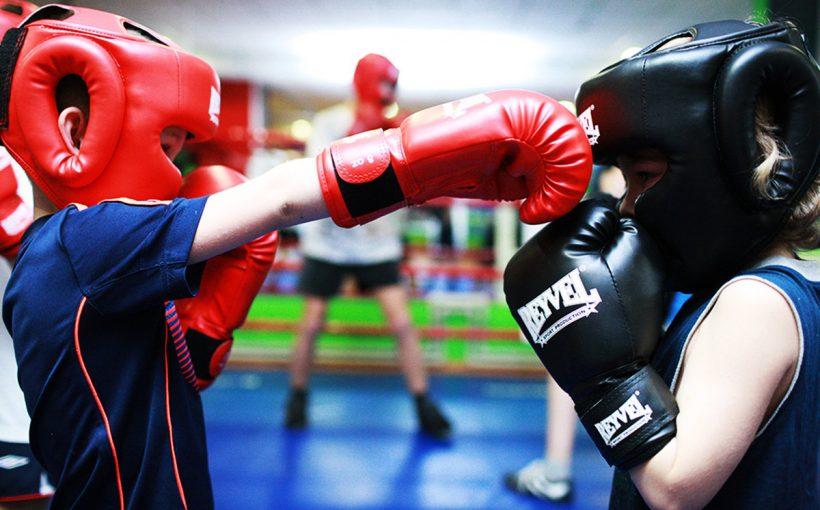 Секция бокса в Бутово