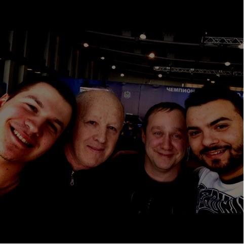 Юрии Белкин и друзья