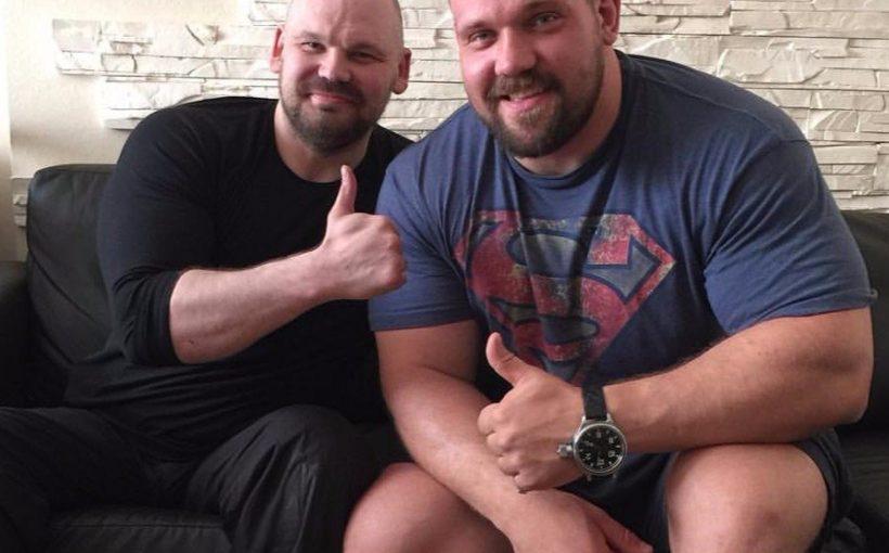 Длужневскии Сергеи и Сарычев Кирилл