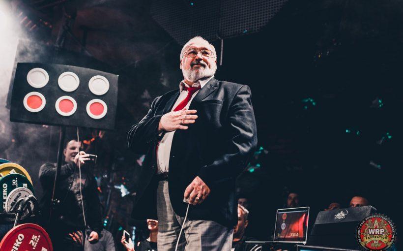 Борис Иванович Шеико - легенда пауэрлифтинга 1
