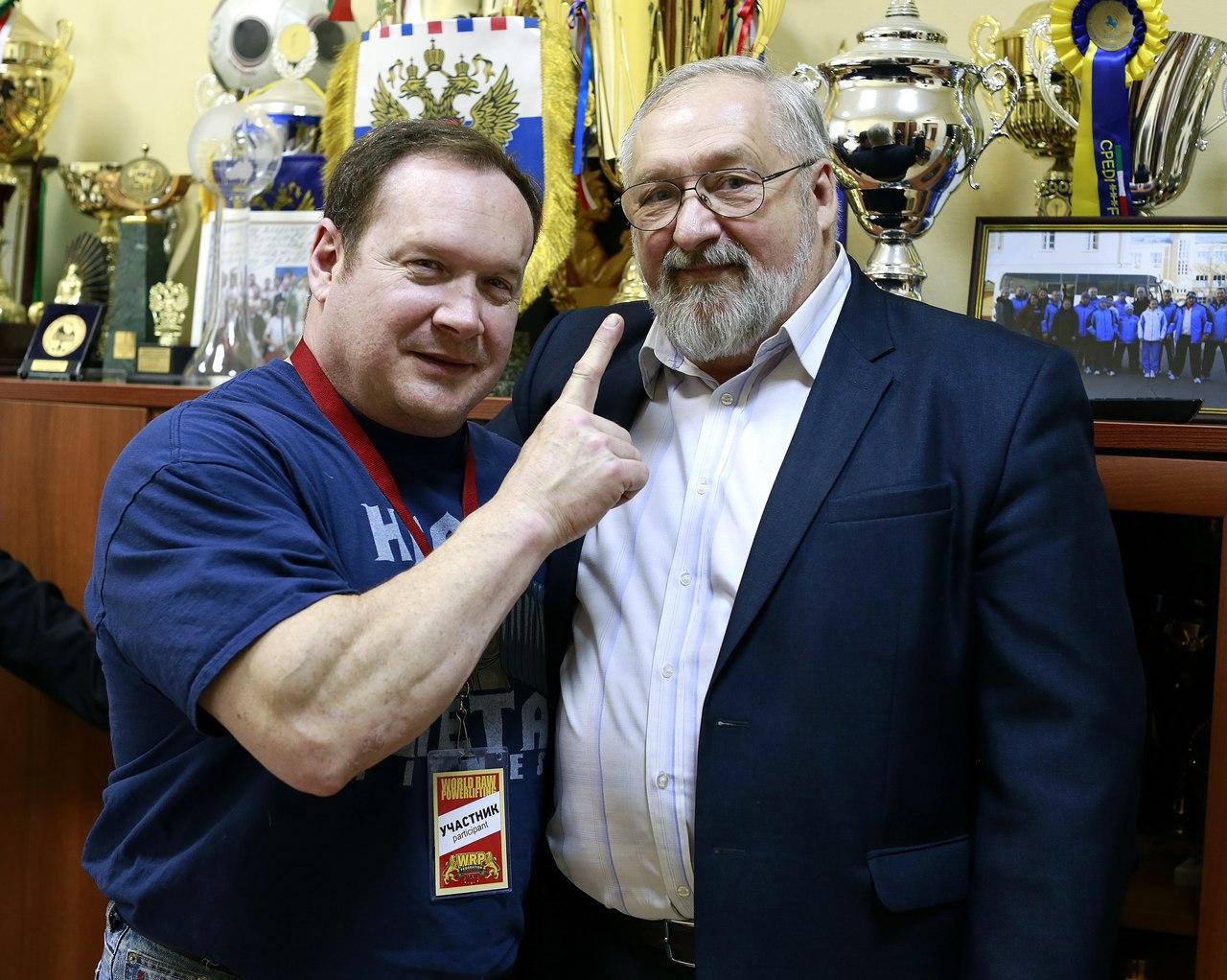 Борис Иванович Шеико - легенда пауэрлифтинга 3