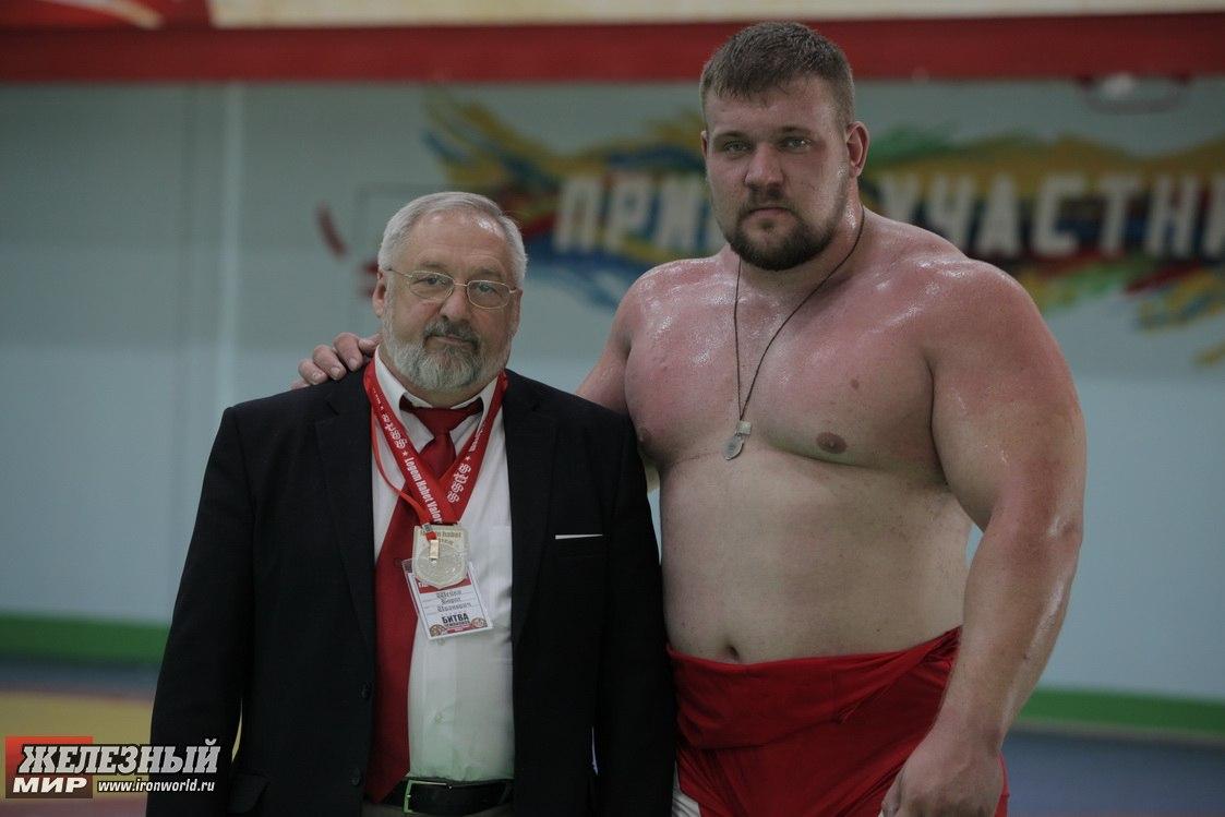 Борис Иванович Шеико - легенда пауэрлифтинга 7