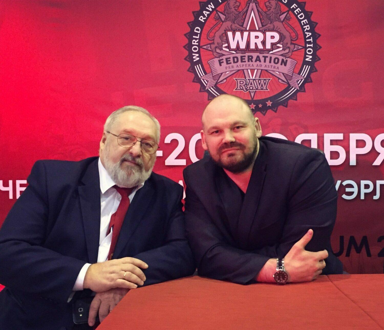 Борис Иванович Шеико и Сергеи Длужневскии