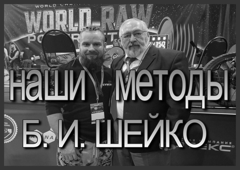 Методика тренировок Шеико - интервью с Алексем Никулиным