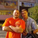 Классификационные соревнования по пауэрлифтингу города Вологды 09.10.2005