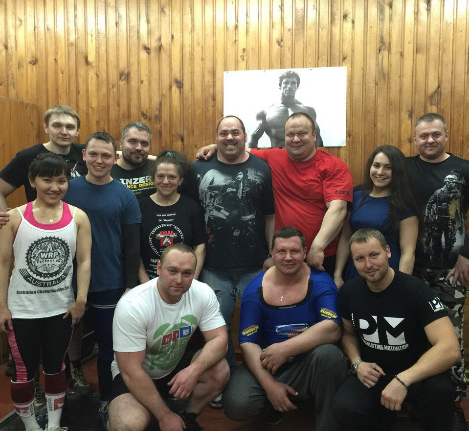 Панферова Мария и команда МАИ (1)