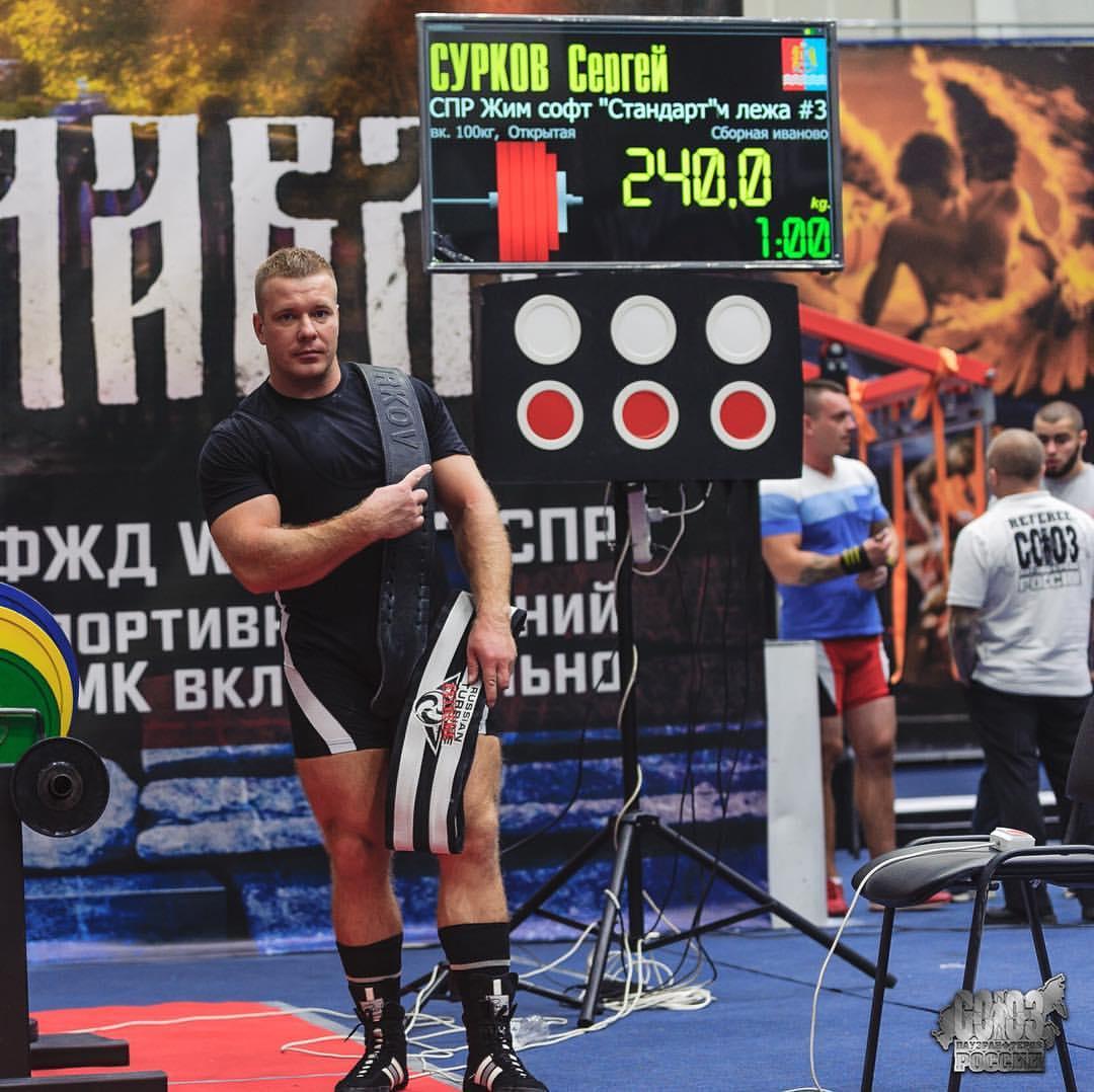 """Сергей Сурков на турнире """"Ярославль белокаменный"""""""