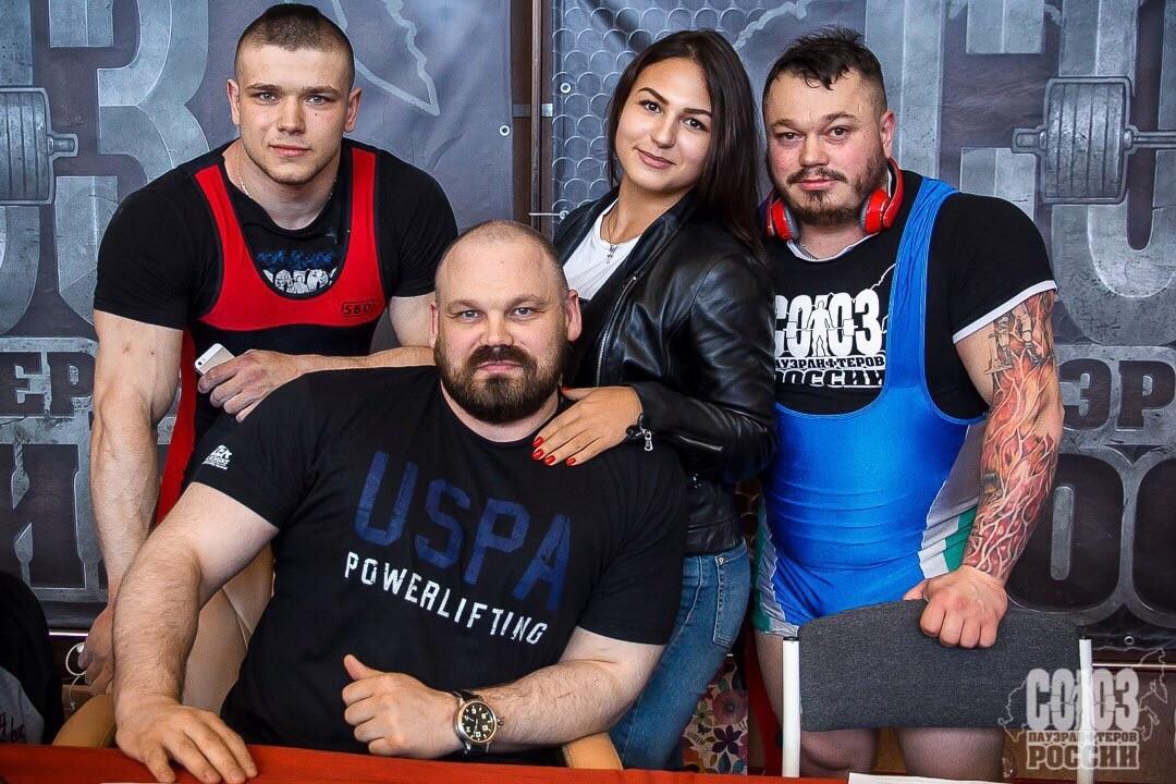 Кузнецов Руслан, Длужневская Владислава, Якушевич Алексей и Длужневский Сергей
