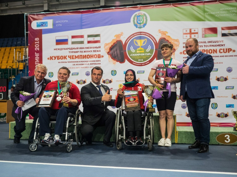 Победители турнира Кубок чемпионов 2018