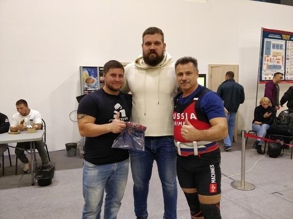 Денис Богатырев и Кирилл Сарычев