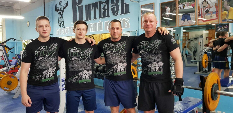 Андрей Айвазов и команда Витязь