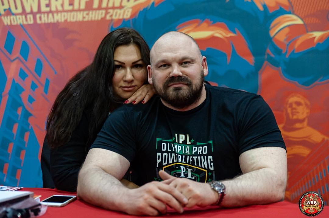 Длужневская Эльвира и Длужневский Сергей (2018)