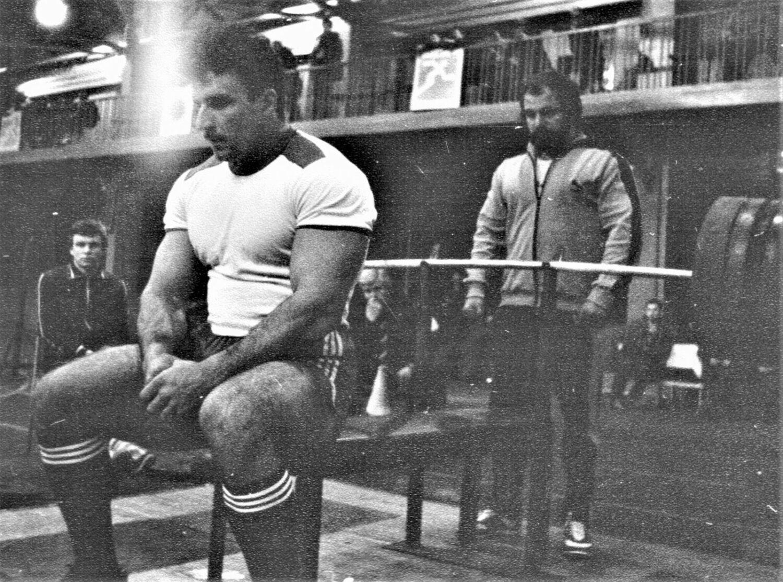 Победитель чемпионата Сергей Зайцев (Фото из архива Арунаса Петрайтиса)