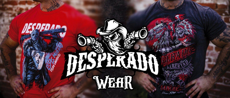 Одежда Desperado