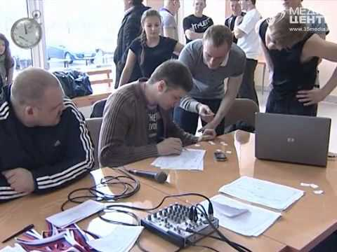 Армспорт и тяжелая атлетика в Вологде