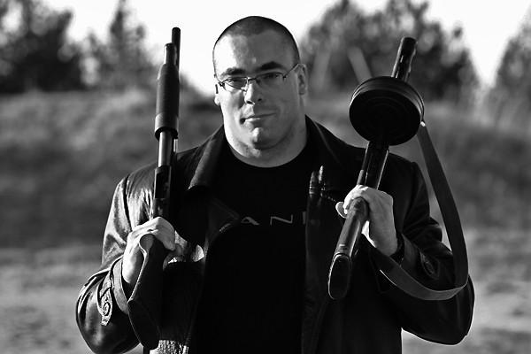 Константинов - гангстер