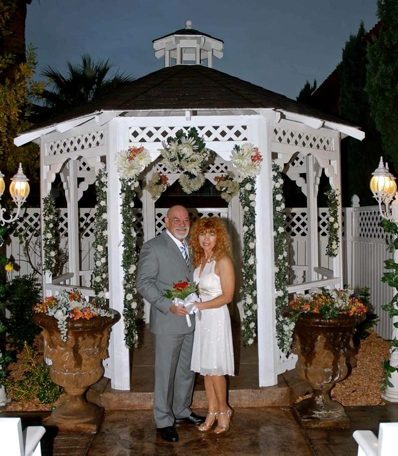 Wedding day LB Baker