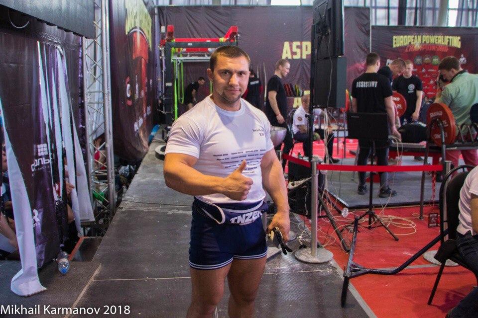 Андреи Сапожонков и его рекорд