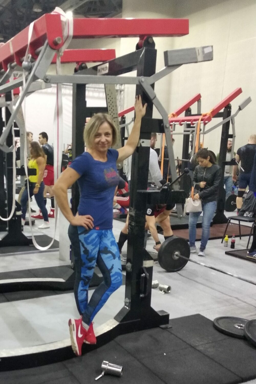 Ольга Скороходова на Чемпионате мира WRPF 2018 (1)