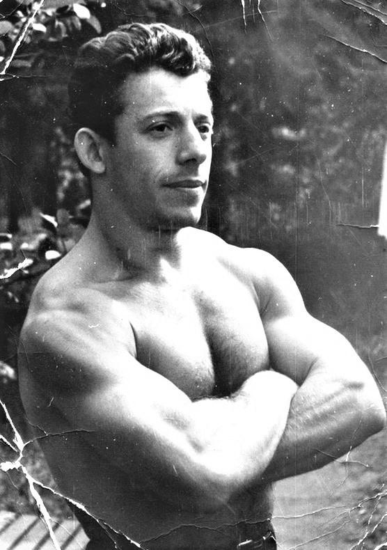 Марк Шафран (Фото из архива И. Ф. Петрухина)