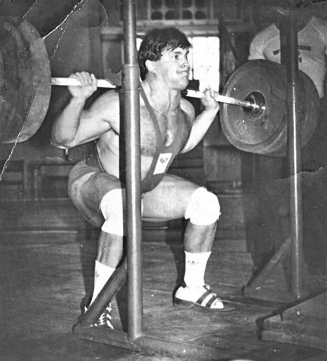 Михаил Куликов победитель чемпионата среди юниоров (Фото из архива М. Куликова)