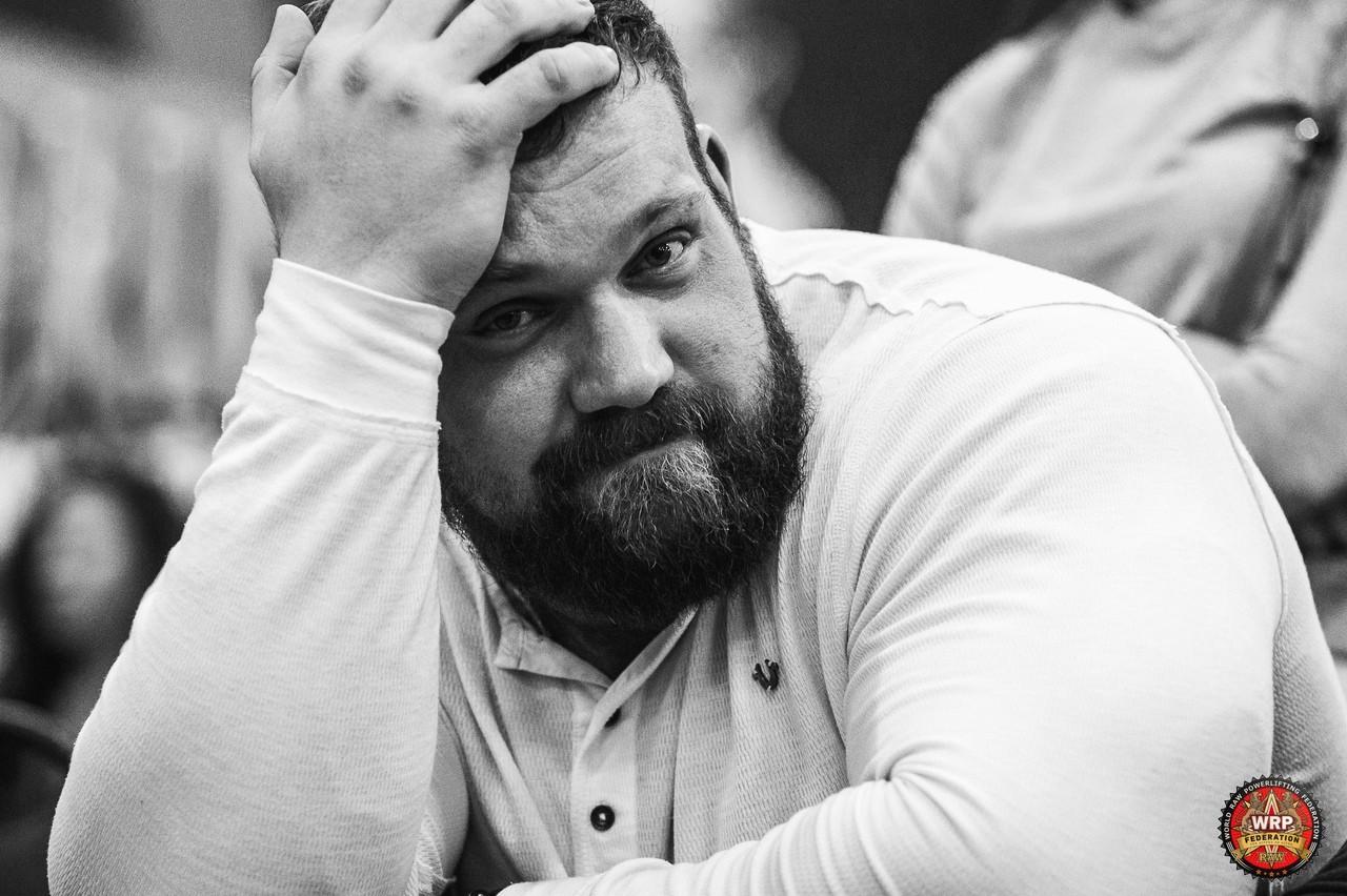 Чемпионат мира WRPF 2019 - Кирилл Сарычев