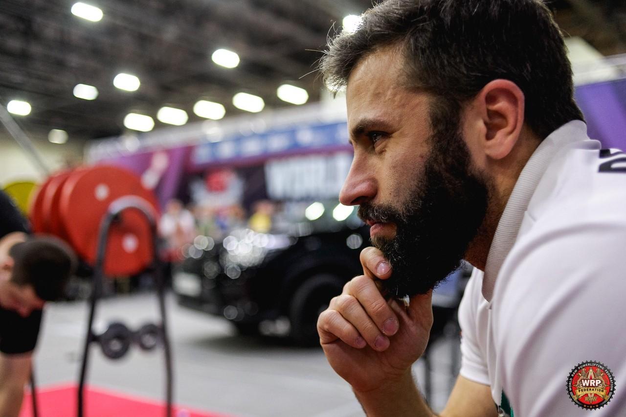 Чемпионат мира WRPF 2019 - Степан Новиков