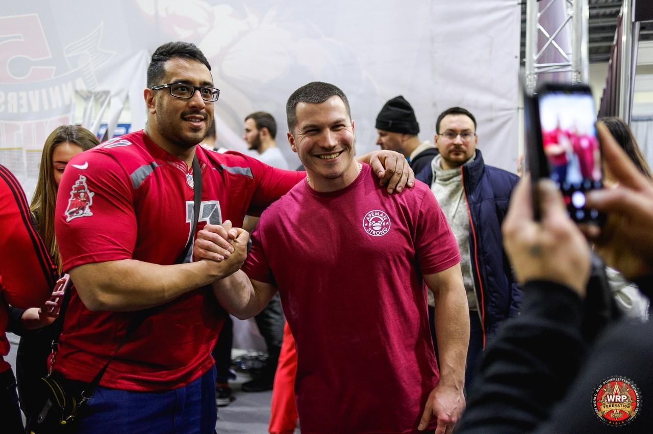 Чемпионат мира WRPF 2019 - Юрий Белкин