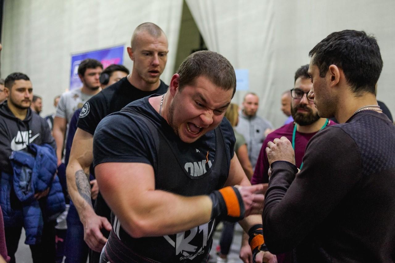 ПРО атлет WRPF Бебенин Григорий