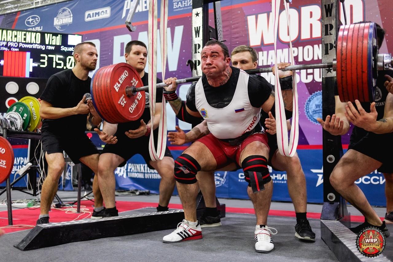 Чемпионат мира WRPF 2019 - Марченко Владимир