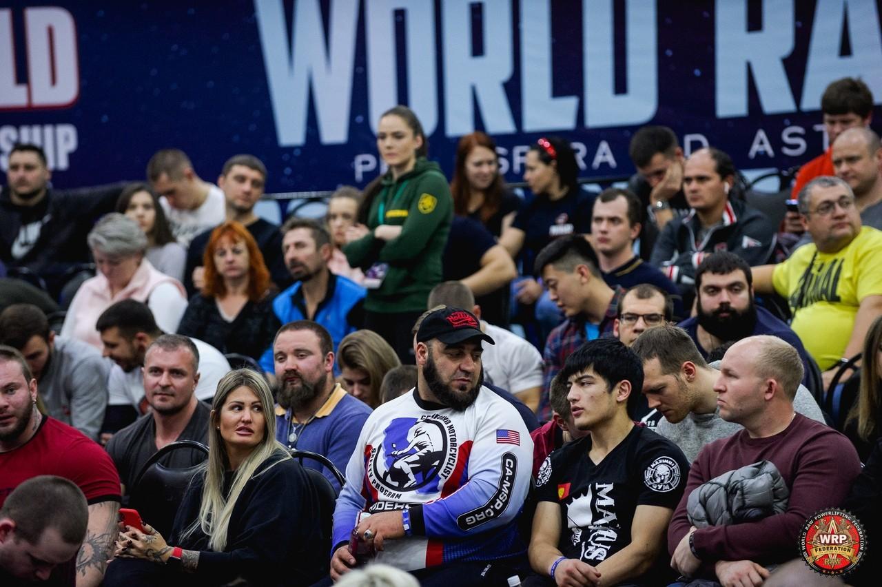 Чемпионат мира WRPF 2019 - зрители (3)