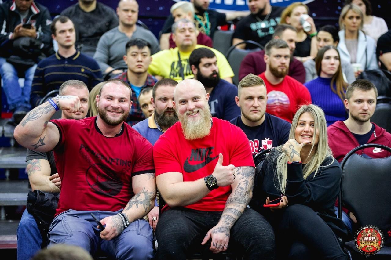 Чемпионат мира WRPF 2019 - зрители (4)