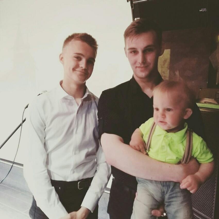 Три сына Кашириных (Карелия)